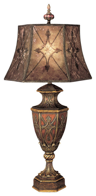 Villa 1919 Table Lamp, 167110ST traditional-table-lamps
