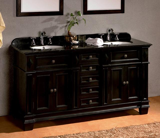 Zethus Double Vanity - bathroom vanities and sink consoles - other