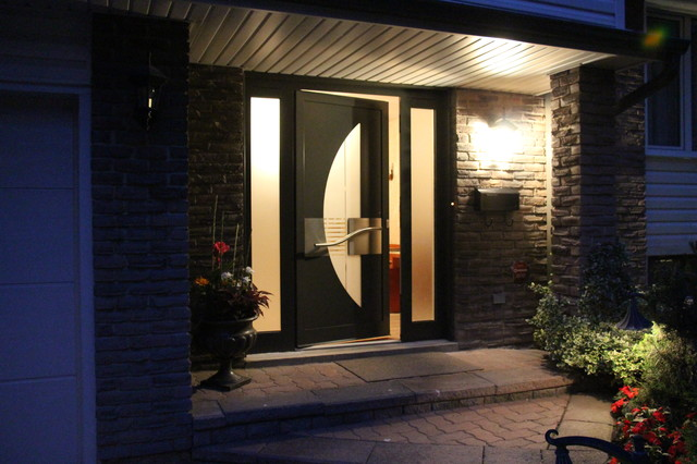 Modern Entrance Door 2 Modern Front Doors Toronto By Door Studio Nort