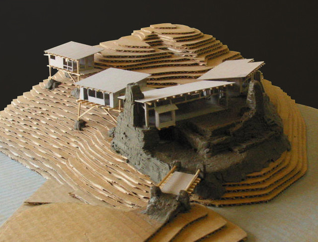 Study model contemporary