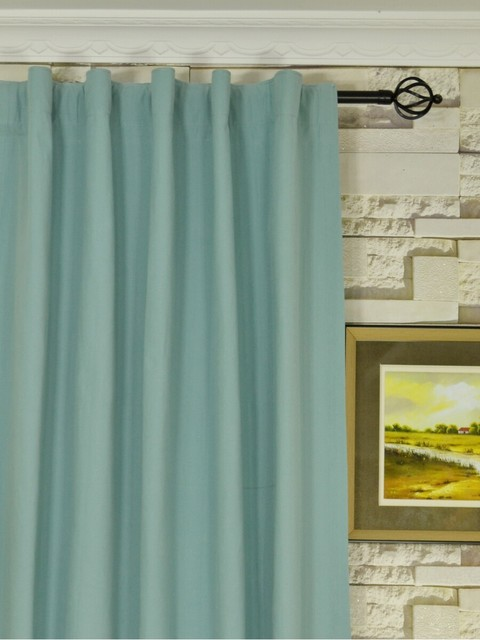 ... Curtain Panels - Modern - Curtains - denver - by Cheery Curtains