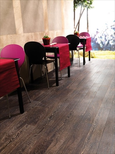 Porcelanosa Toscano Wenge Traditional Wall And Floor