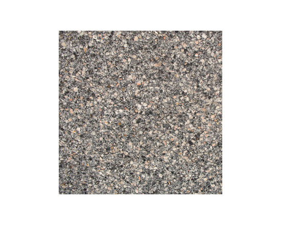 Santa Felicita - Santa Felicita Quartz is a gray quartz with lighter peach and dark black accents. This durable slab quartz is recommended for residential and commercial properties for walls, floors and countertops.