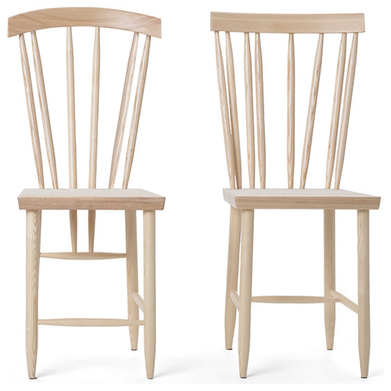 Family Chairs Style 3 & 4 Set contemporary dining chairs and benches