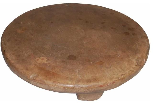 Primitive Stone Trivet - Mediterranean - Trivets - new ...