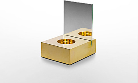 contemporary candles and candle holders by Calvin Klein