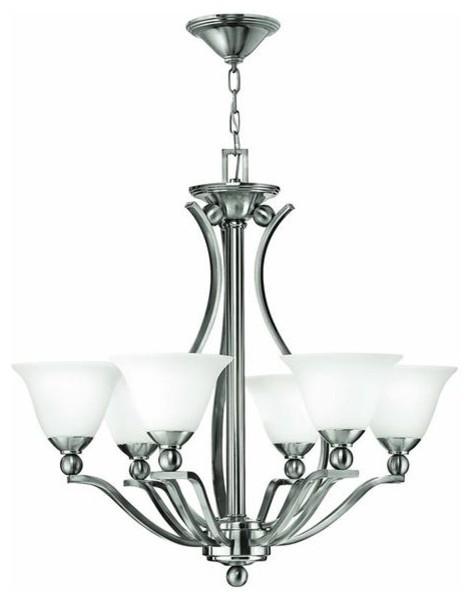 Hinkley Lighting H4656 modern-chandeliers
