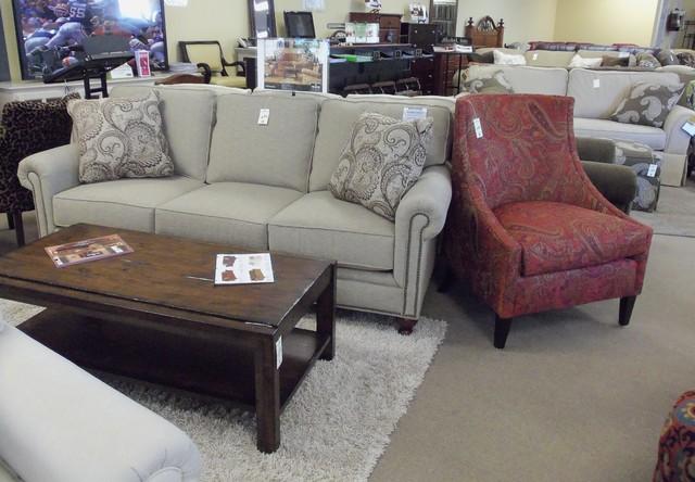 Barnett Furniture Showroom furniture