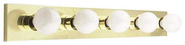 Sunset Lighting F2254-10 Bath Bar transitional-bathroom-vanity-lighting