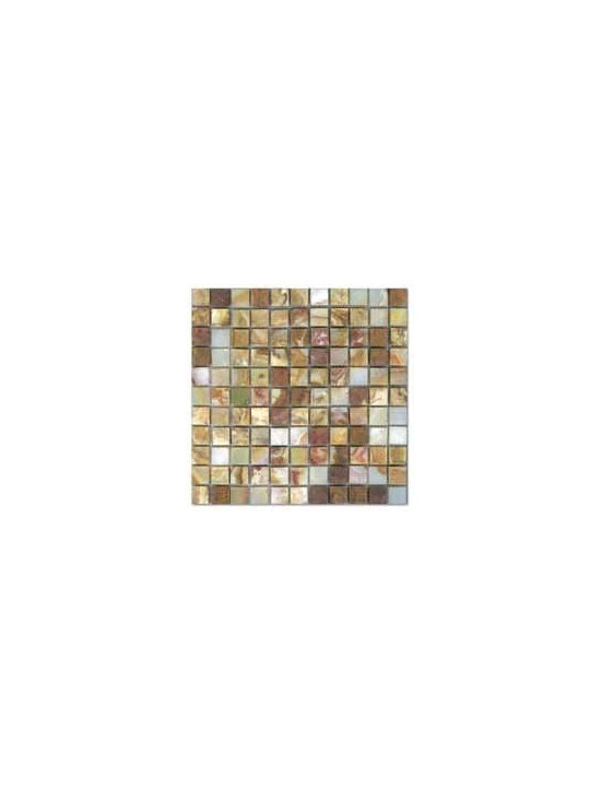 Geology onyx mosaic collection - Discover the unique Geology onyx mosaic tile collection