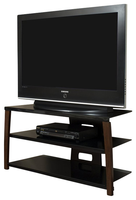 Tech craft monaco series 42 inch wide plasma lcd tv stand for Tech craft tv stands