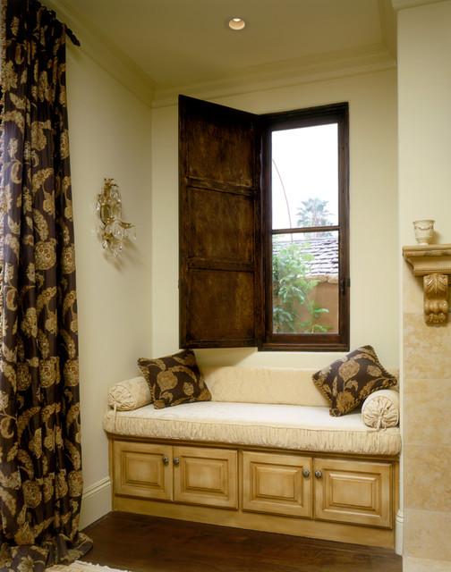 Wood Window W Interior Shutter