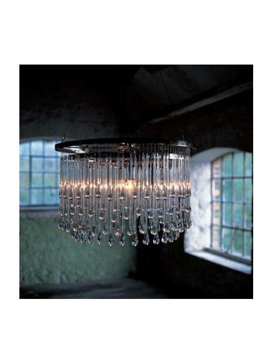 Light Drizzle Chandelier -