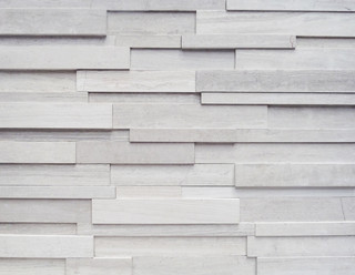 stone that looks like wood - Contemporary - Siding And Stone Veneer