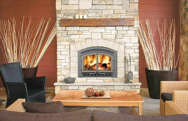 Napoleon High Country Nz3000 Series 42 39 39 X 43 39 39 Wood Burning Fireplace Modern Indoor