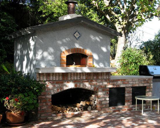 Mugnaini Wood Fired Ovens - Mugnaini Pizza Ovens - Outdoor Wood  Fired Oven -