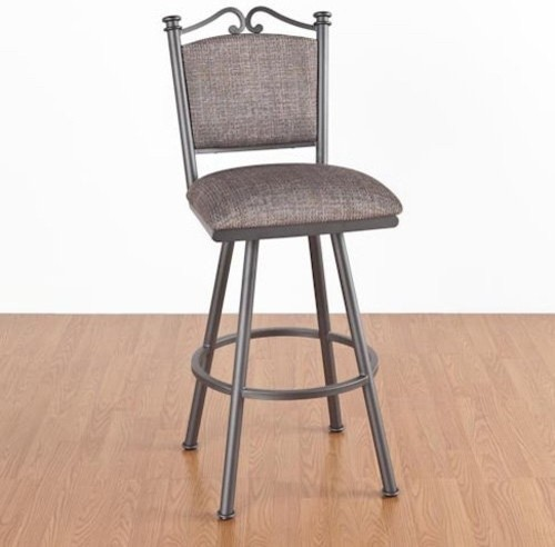Sonoma 30 in. Bar Stool - No Arms - Swivel modern-bar-stools-and-counter-stools