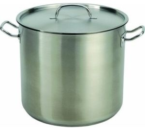Commercial Grade Stainless Steel : Stainless Steel Stock Pot Heavy Duty Commercial Grade Stainless Steel ...