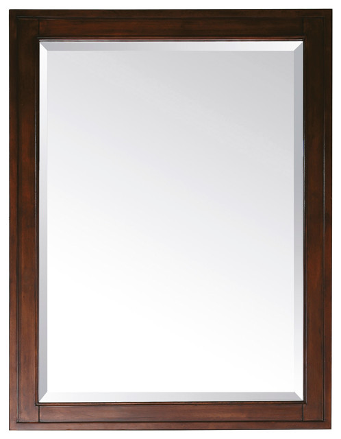 Madison 24 in. Mirror contemporary-bathroom-mirrors
