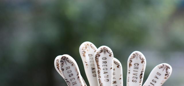 Garden Labels eclectic-gardening-accessories