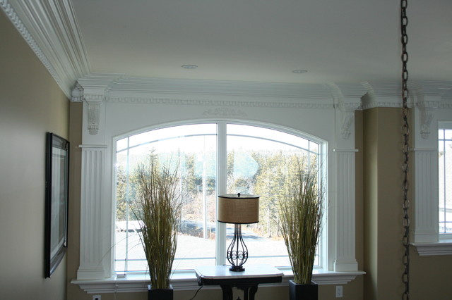 More Customized Molding / Moulding Ideas contemporary-windows