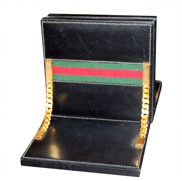 Amazing Gucci Bookends traditional-bookends