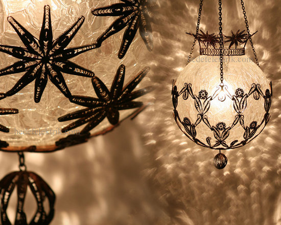 Turkish Style Ottoman Lighting 35cm - *Code: HD-04161_90