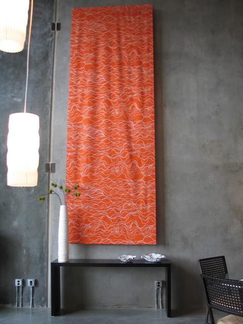 Live-Work Loft industrial-living-room