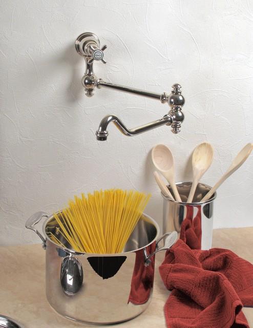 Herbeau Royale Potfiller Faucet traditional-kitchen-faucets
