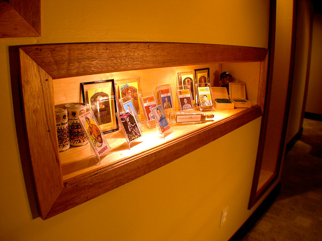 Man Cave Store Greensburg Pa : Sports themed man cave traditional basement