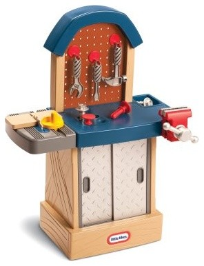 Little Tikes Tough Workshop Play Set modern-kids-toys