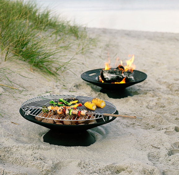 Olympic Firebowl/Grill traditional-fire-pits