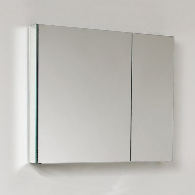Fresca Medium Bathroom Medicine Cabinet with Mirrors modern-medicine-cabinets