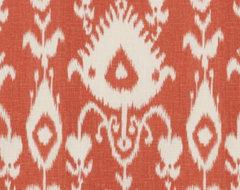 Malabar Coral Fabric mediterranean-upholstery-fabric