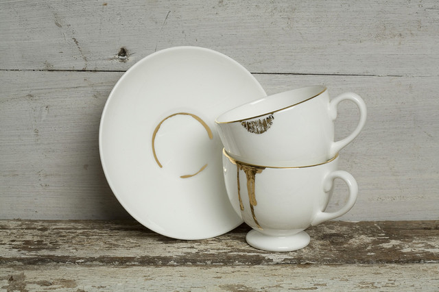 modern dinnerware by Reiko Kaneko