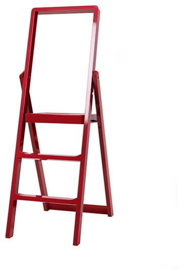 Desigh House Stockholm STEP - Lacquered Step Ladder - Design House ...