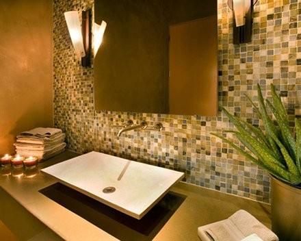 Cliff Paul Geissler contemporary-bathroom