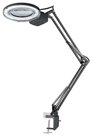Magnar 3 and 5 Diopter Magnifier Lamp modern-table-lamps