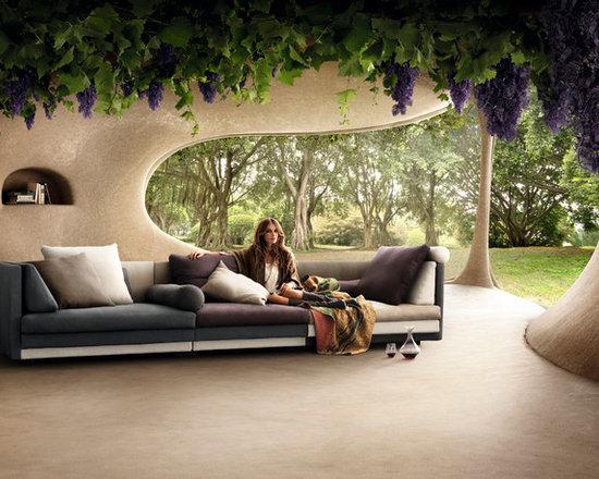 Cocoon Sofa - Modular sofa by Eilersen, limitless possibilities. Casual elegance