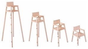 Droog Highchair modern highchairs