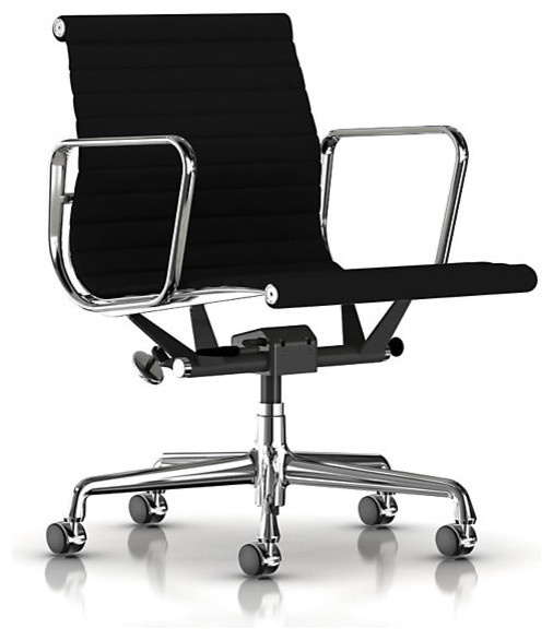 Herman Miller Eames Aluminum Management Chair Midcentury Office Chairs