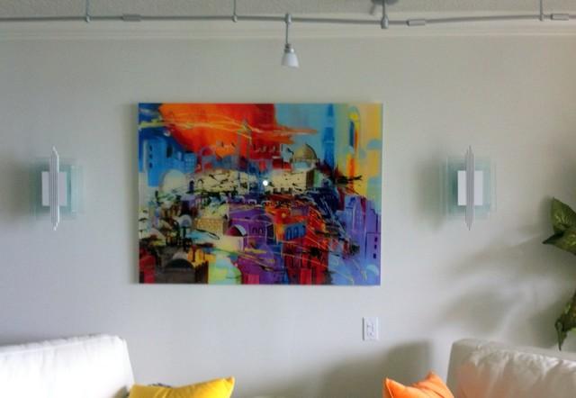 Art on Acrylic