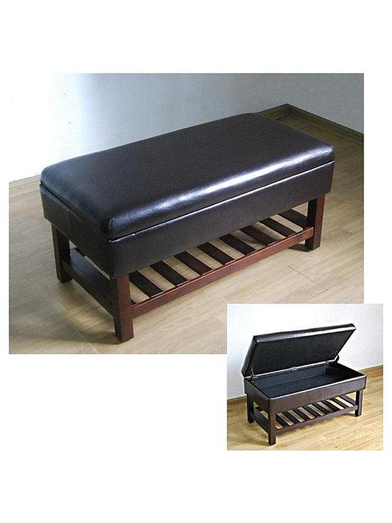 Venetian Worldwide Storage Coctail Bench -