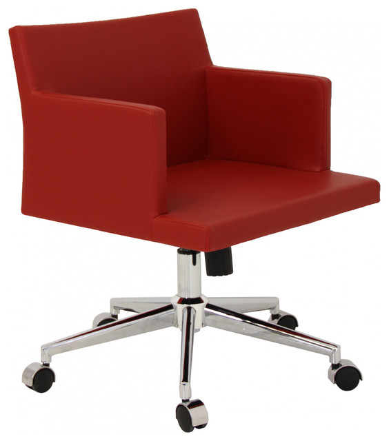 Soho Office Chair Modern Office Chairs Seattle By Zin Home