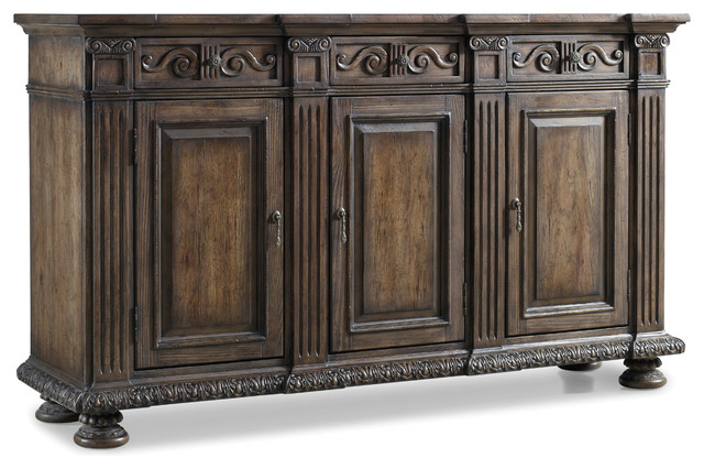Hooker Furniture Rhapsody 72-inch Credenza 5070-85001 - Transitional - Buffets And Sideboards ...