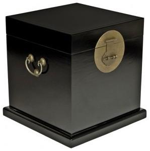 Regency Trunk – Onyx decorative-trunks