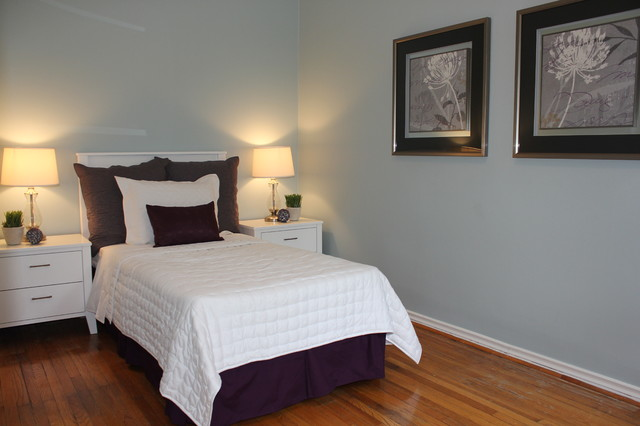 home staging vacant properties bedroom toronto by lori