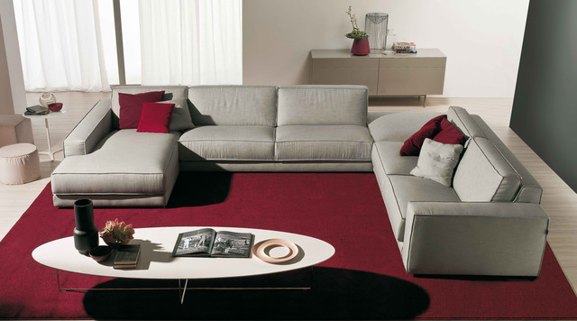 Bontempi Casa contemporary sectional sofas