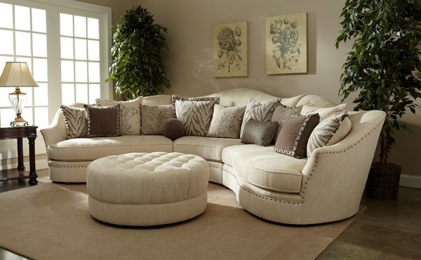 appealing traditional fabric sofas living room furniture | ART Furniture - Cotswold Amanda Ivory Living Room Set ...