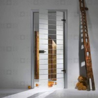 Glass Doors by SKLO+GLAS modern-interior-doors